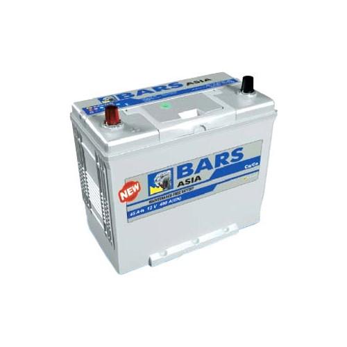 Аккумулятор Bars Asia 50 ач оп, тонк. кл.