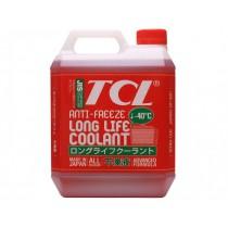 Антифриз Красный -40 TCL Long Life Coolant G12 2л