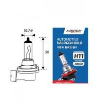 Лампа головного света H11 Avantech (12V 55W)