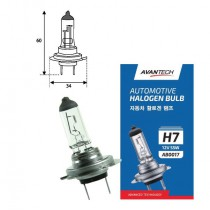 Лампа головного света H7 Avantech (12V 55W)
