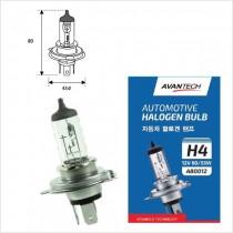 Лампа головного света H4 (HB2) Avantech (12V 60/55W)