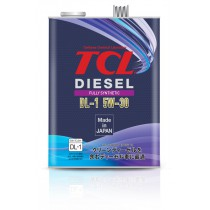 Моторное масло TCL Diesel, Fully Synth (DL-1) 5W-30 4л.