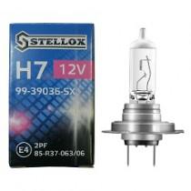 Лампа головного света H7 Stellox (12V 55W)