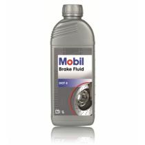 Тормозная жидкость Mobil Brake Fluid Dot-4 1л.