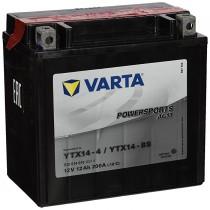 Аккумулятор Varta PowerSports AGM Мото 12 ач пп (512 014 010)