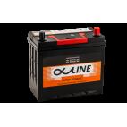 Аккумулятор AlphaLine 55 ач оп 70B24LS толстые клеммы