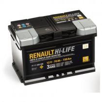 Аккумулятор Renault Hi-Life 70 ач оп (7711238598, бывший 7711821598)