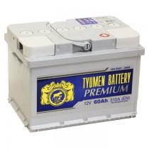 Аккумулятор Tyumen Battery Premium 60 ач оп низкий