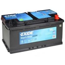 Аккумулятор Exide AGM 95 ач оп (EK950)