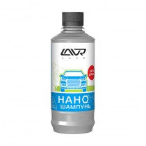 Нано шампунь+антидождь (концентрат) LAVR 310мл