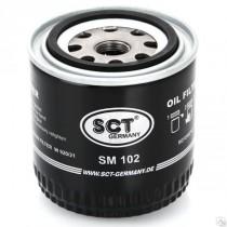Фильтр масляный SCT SM102
