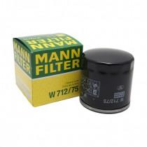 Фильтр масляный Mann Filter W712/75
