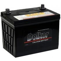 Аккумулятор Delkor 68 ач оп 80D23L