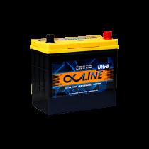 Автомобильный аккумулятор AlphaLine Ultra 59 Ач (UMF75B24LS)