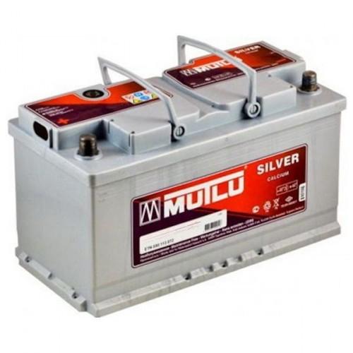 Аккумулятор Mutlu Calcium Silver 100 ач оп