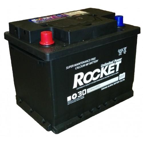 Аккумулятор Rocket SMF 66 ач пп