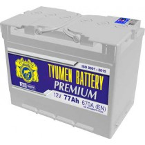 Аккумулятор Tyumen Battery Premium 77 ач оп