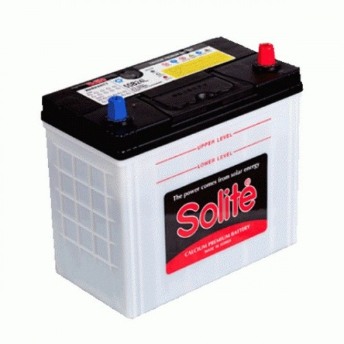 Аккумулятор Solite 50 ач оп тонк.кл. (65B24L)