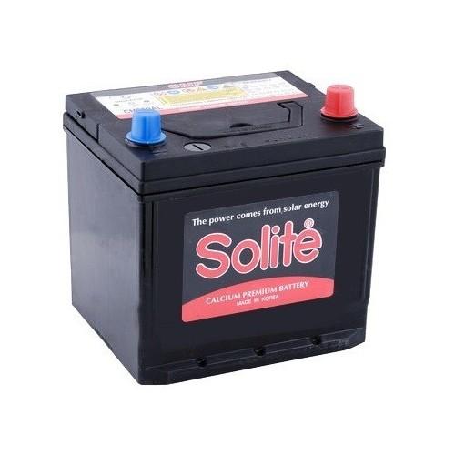 Аккумулятор Solite 50 ач оп короткая