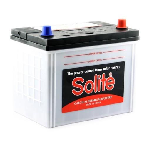 Аккумулятор Solite 85 ач пп (95D26R)