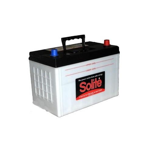 Аккумулятор Solite 115D31R 95 ач пп