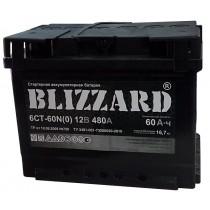 Blizzard 60 ач пп