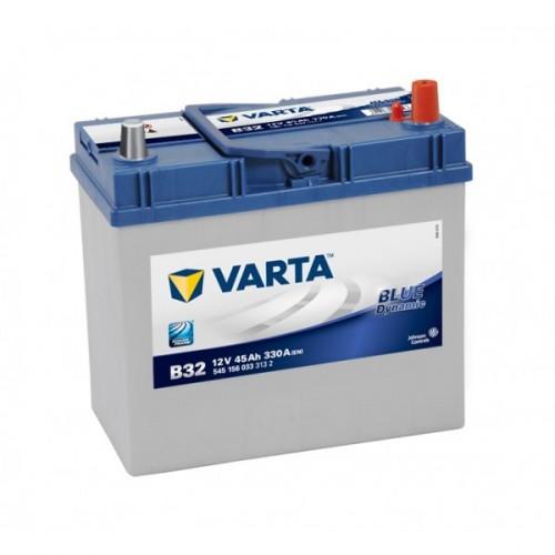 Аккумулятор Varta Blue Dynamic 45 ач пп яп.кл. (B33 545157033)
