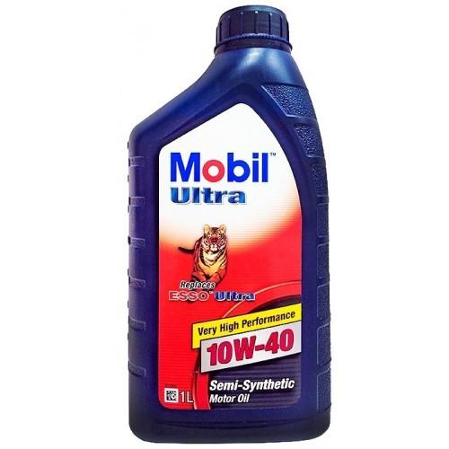 Mobil Ultra 10W-40 1л. п.синт.