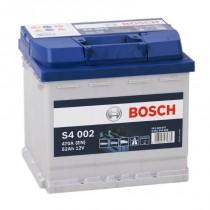Bosch Silver 52 ач оп (S4 002)