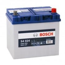 Bosch Silver 60 ач оп (S4 024)