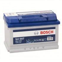 Bosch Silver 72 ач оп низкий (S4 007)