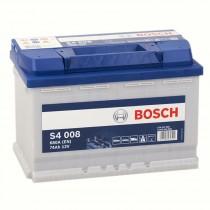 Bosch Silver 74 ач оп (S4 008)