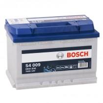 Bosch Silver 74 ач пп (S4 009)