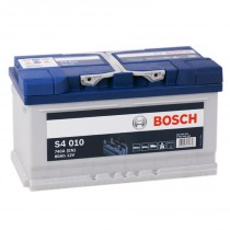 Bosch Silver 80 ач оп низкий (S4 010)