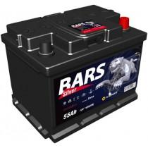 Bars Silver 55 Ач пп