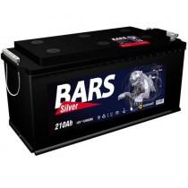 Bars Silver 210 Ач пп