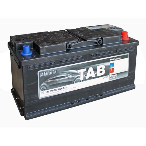 Аккумулятор Tab Polar 110 ач оп