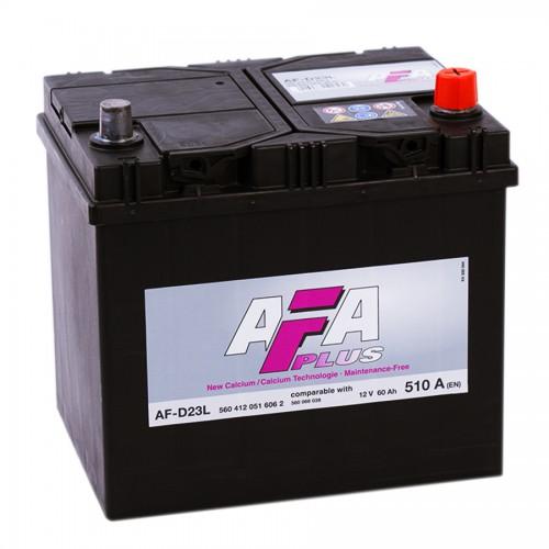 Аккумулятор AFA Plus 60 Ач оп Asia