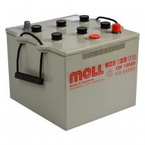 Moll MG Standard 125 ач пп Super Heavy Duty