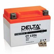 Delta мото 4 ач (CT 1204 AGM)