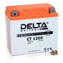 Delta мото 5 ач (CT 1205 AGM)