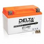 Delta мото 7 ач (CT 1207 AGM)