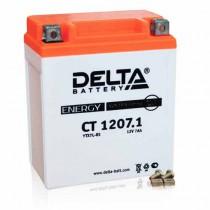 Delta мото 7 ач (CT 1207.1 AGM)