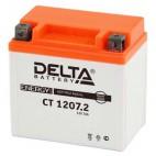 Delta мото 7 ач (CT 1207.2 AGM)