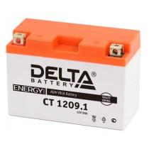 Delta мото 9 ач (CT 1209.1 AGM)