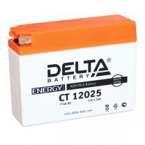 Delta мото 2,5 ач (CT 12025 AGM)