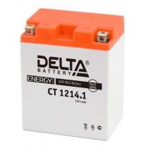 Delta мото 14 ач (CT 1214.1 AGM)