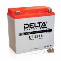 Delta мото 14 ач (CT 1214 AGM)