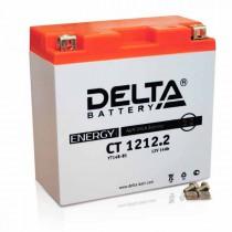 Delta мото 12 ач (CT 1212.2 AGM)