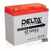 Delta мото 12 ач (CT 1212.1 AGM)